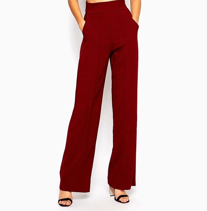 wardrobe essentials, basics,high-waist, flared trousers, 90's, trend