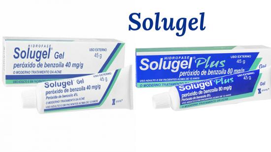 solugel peroxido de benzoila