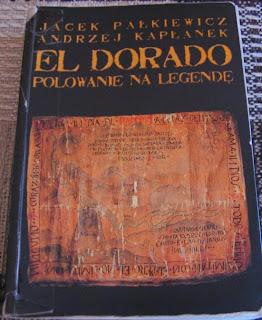 El Dorado okładka książki