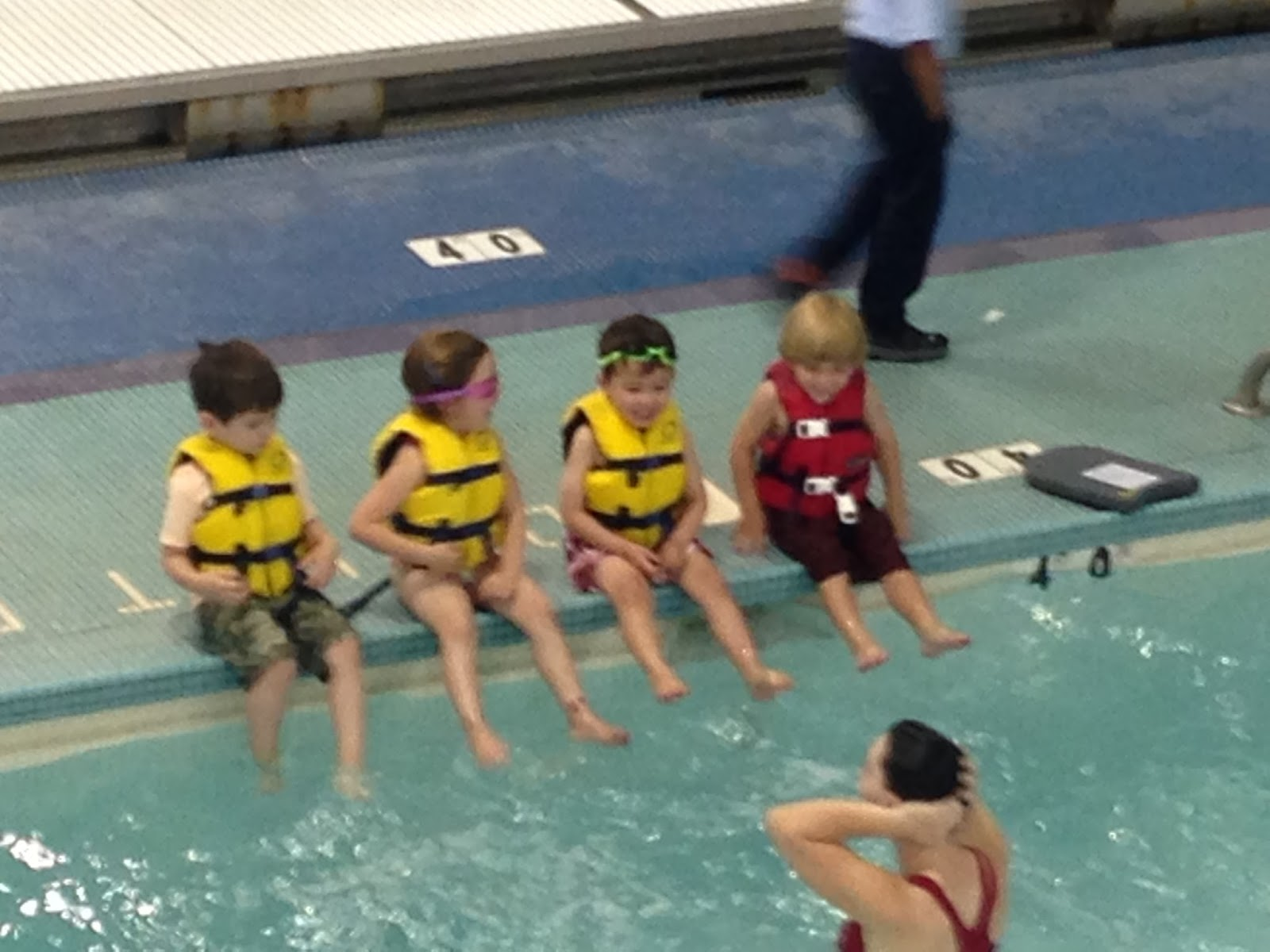 Tale of Five Forks Swim Lessons