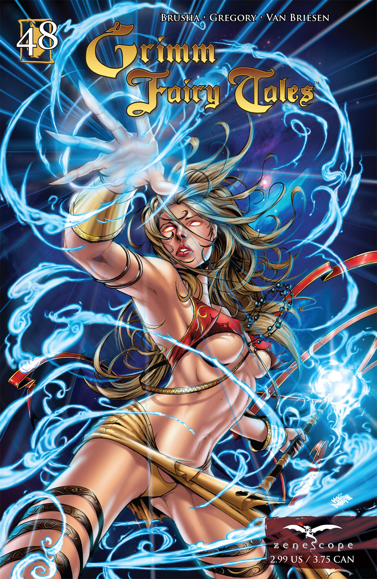 Grimm Fairy Tales (2005) Issue #48 #51 - English 1