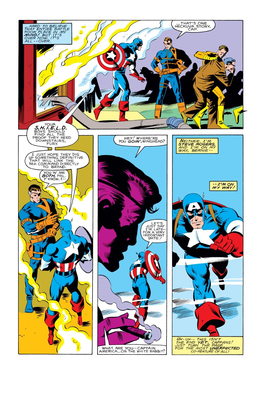 Captain America (1968) Issue #289 #205 - English 20