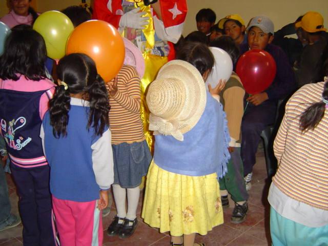 Blog de El Alto, Bolivia