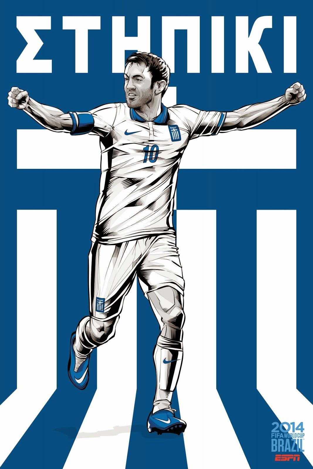 Greece Team FIFA 2014