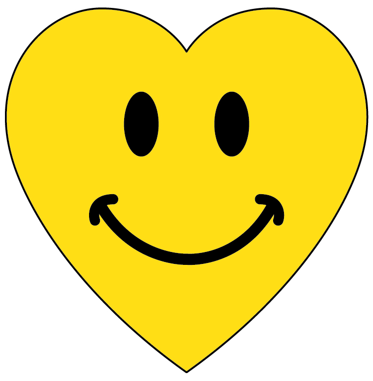 yellow smiling faces - photo #16