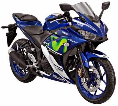 Gambar Motor Yamaha R25 Terbaru