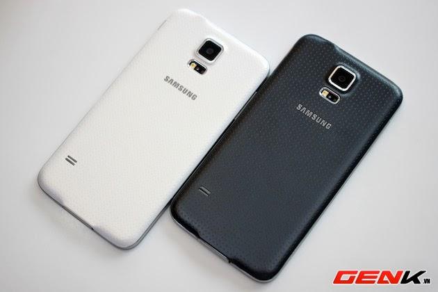 Đánh giá chi tiết Galaxy S5