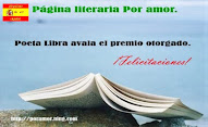 página LITERARIA POR AMOR