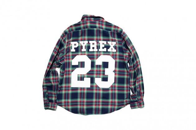 Pyrex Plaid Shirt
