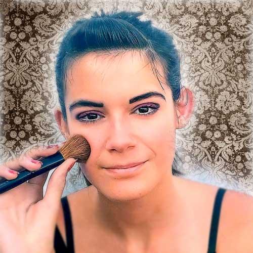 tutorial maquillaje retro años 20