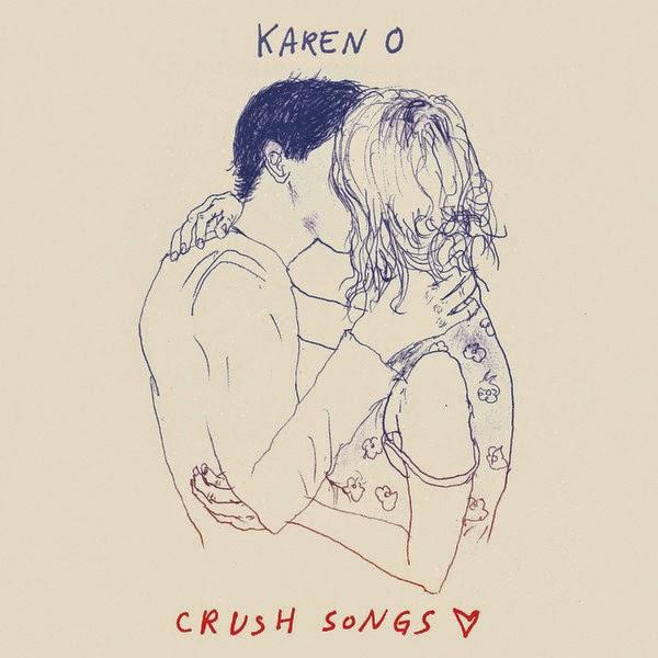 Karen O - Crush Songs Cover