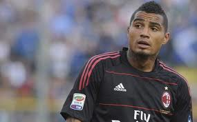 Kevin-Prince Boateng Short Mohawk Man Hairstyles