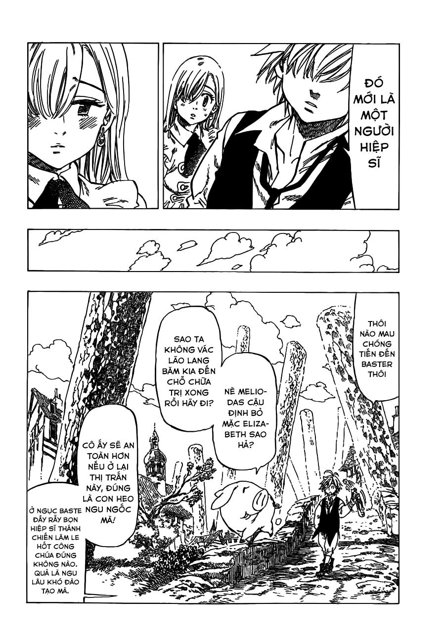 Nanatsu no Taizai - Thất Hình Đại Tội chap 11 page 14 - IZTruyenTranh.com
