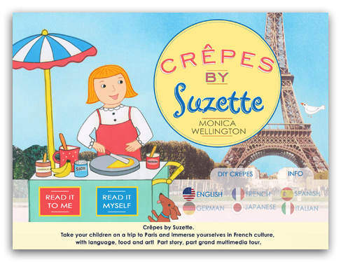 Crepes by Suzette APP
