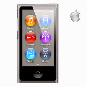 PayTM : Buy Apple iPod Nano 16 GB at Rs.7999 only