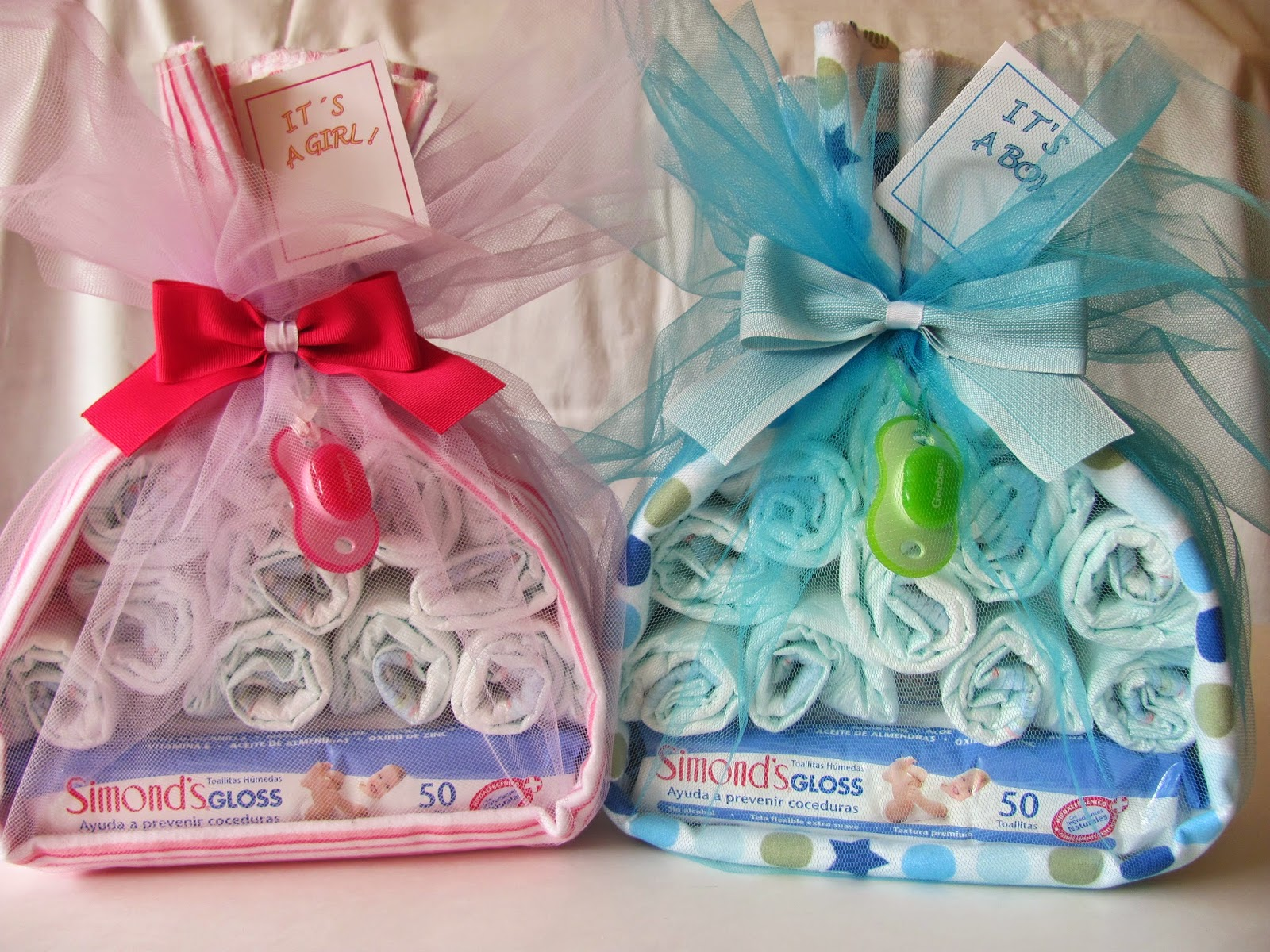 Giftparty decoraci n baby shower - Ganar dinero desde casa manualidades ...