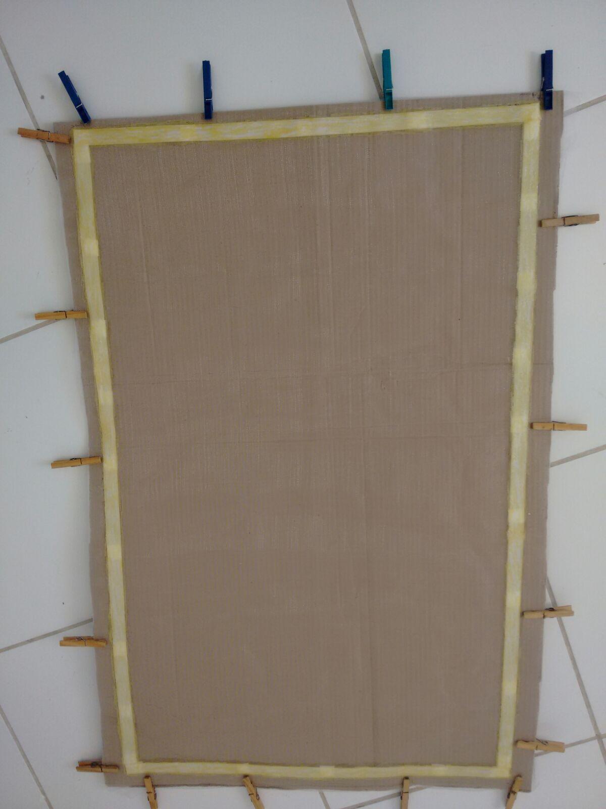 Well-known Soluções práticas: Como fazer tela mosquiteiro para janelas com  LH48