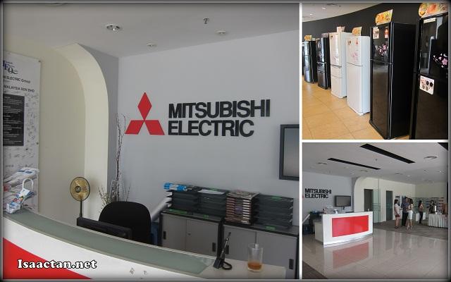 Mitsubishi Electric's head office in Petaling Jaya