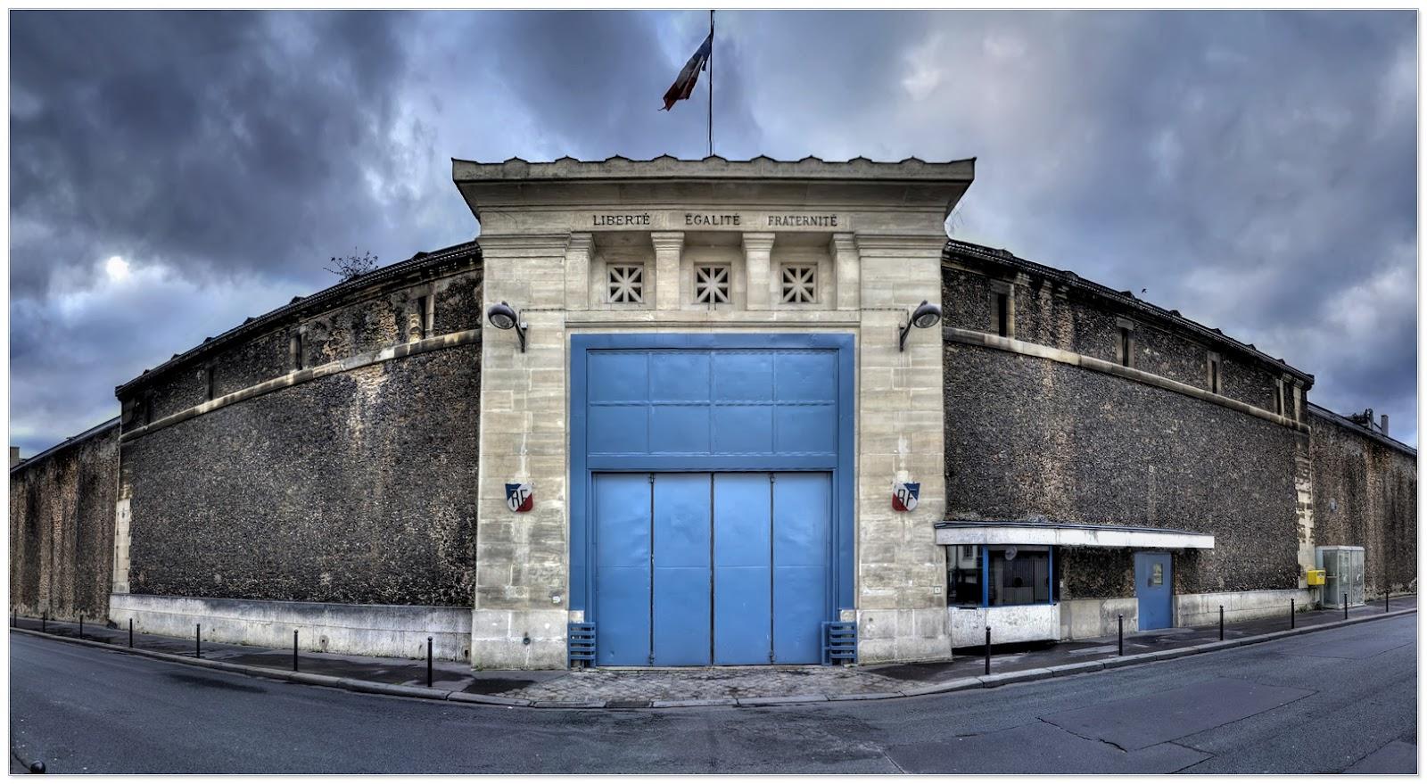 Subeo prison de la sant for Laporte jail