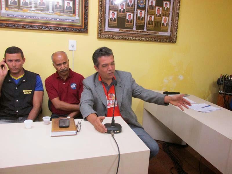 Audiência pública em prol da consolidação  de cursos universitários em Alagoa Grande