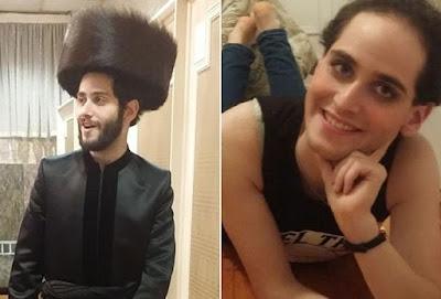 Judeu ortodoxo torna-se mulher