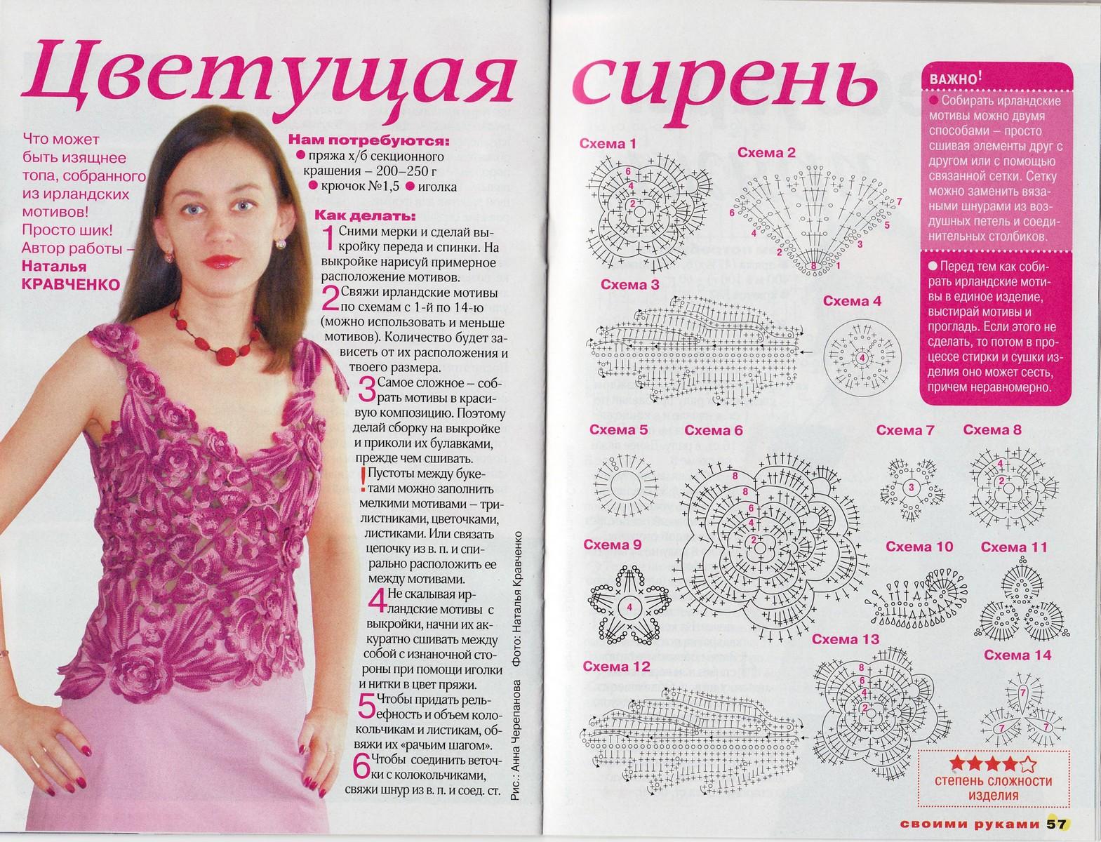Categories Blusas a crochet