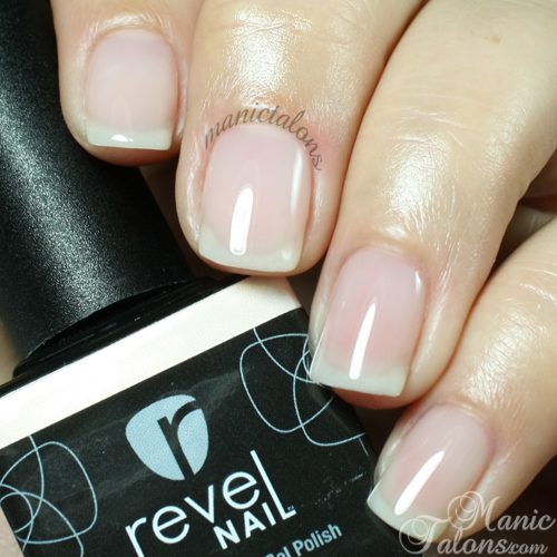 Revel Nail Gel Polish Paris Swatch