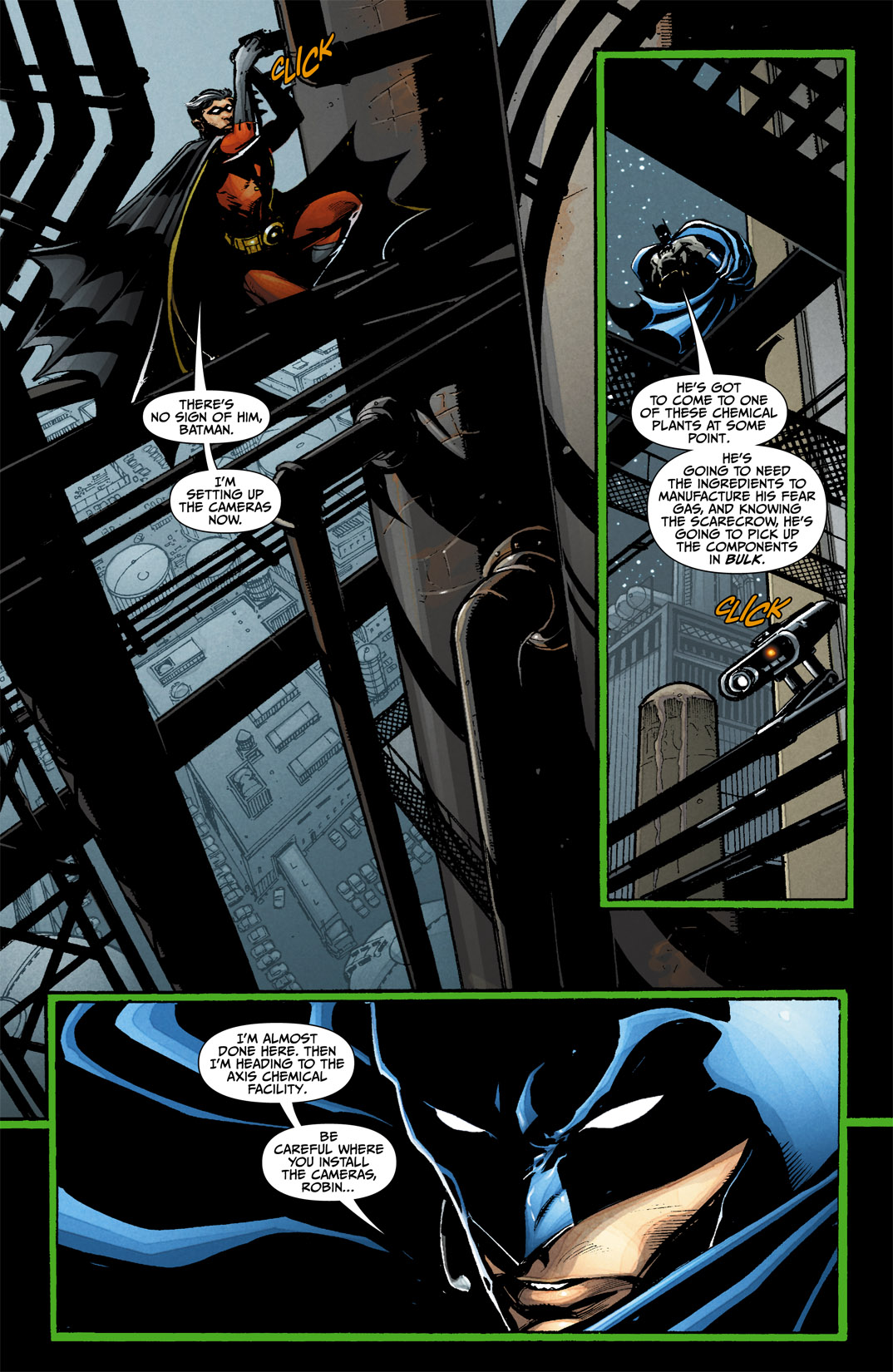 Detective Comics (1937) Issue #835 Page 13