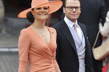 Victoria tenida como una de las más elegantes en la ceremonia de la boda real inglesa