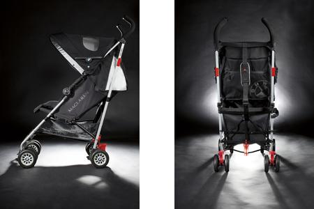 Nueva silla de paseo maclaren bmw buggyblog de moda for Modelos silla maclaren