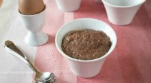 Chocolate Hazelnut Chia Pudding