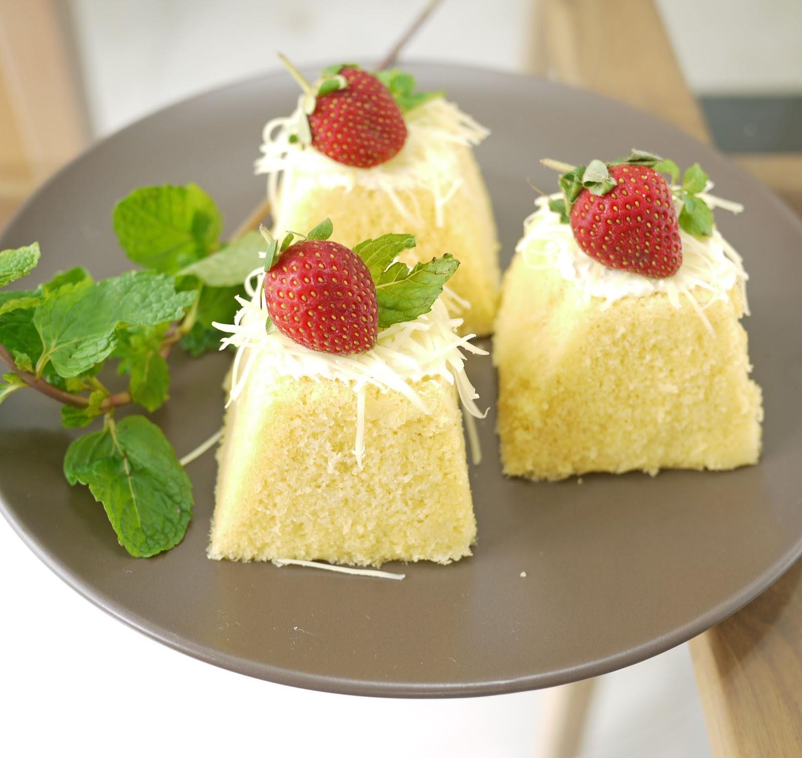 Bolu Keju Cake Recipe