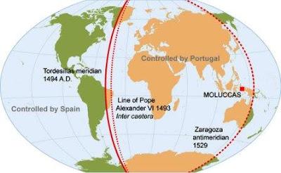 Perjanjian Saragosa: Isi dan Latar Belakang