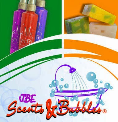 JBE Scents and Bubbles