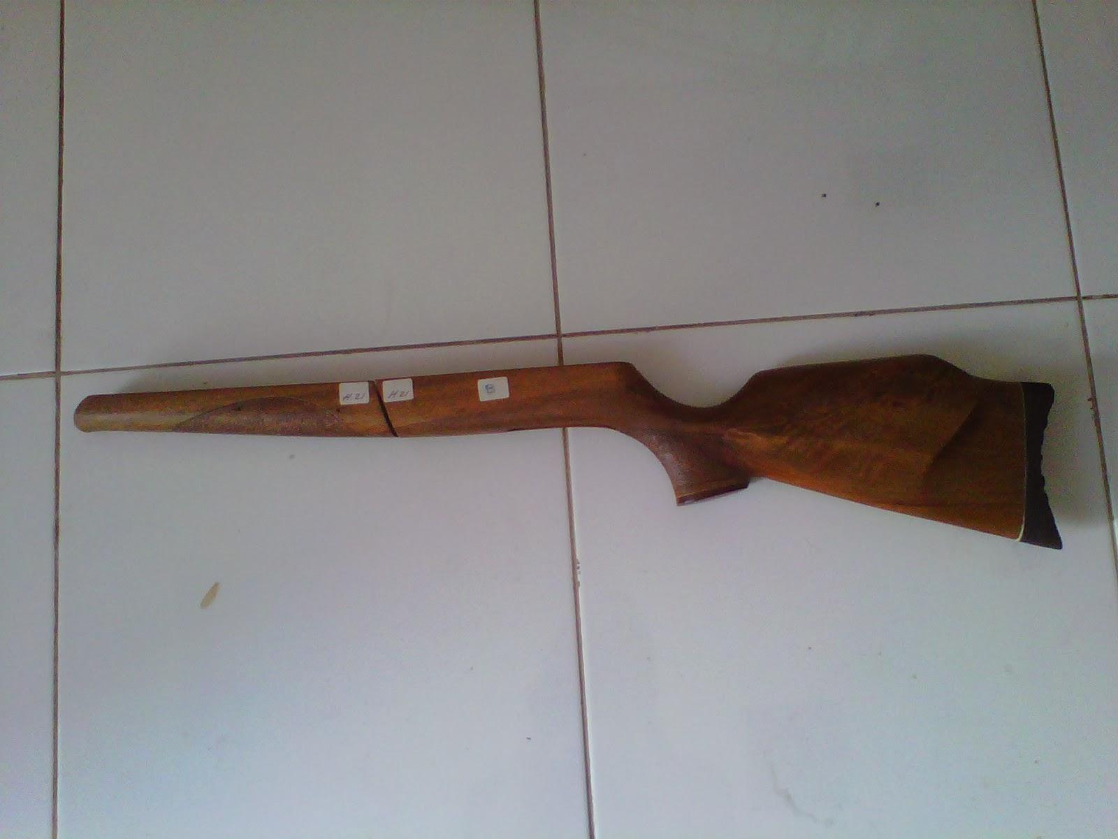 Popor model hunting untuk senapan angin SHARP tiger, inova dan canon ...