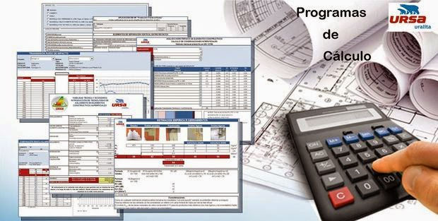 Programas de cálculo URSA