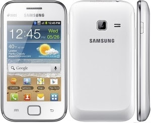 Spesifikasi Dan Harga Samsung Galaxy Ace Duos Info