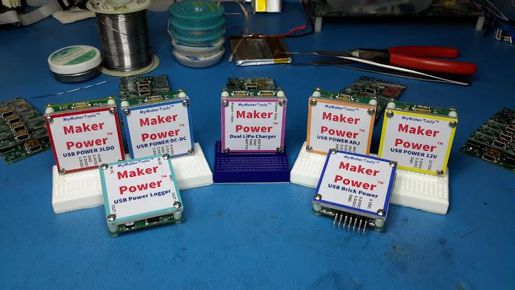 My Maker Tools