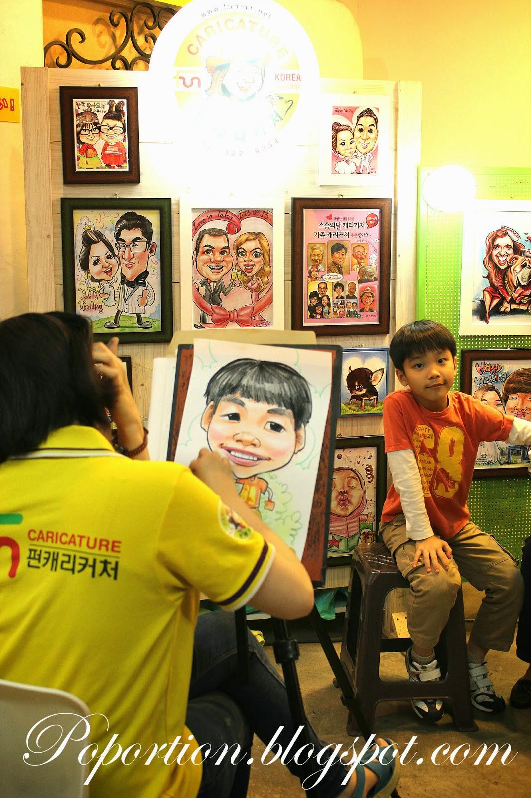 artist portrait korea