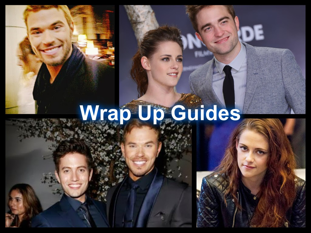 Wrap Up Guides