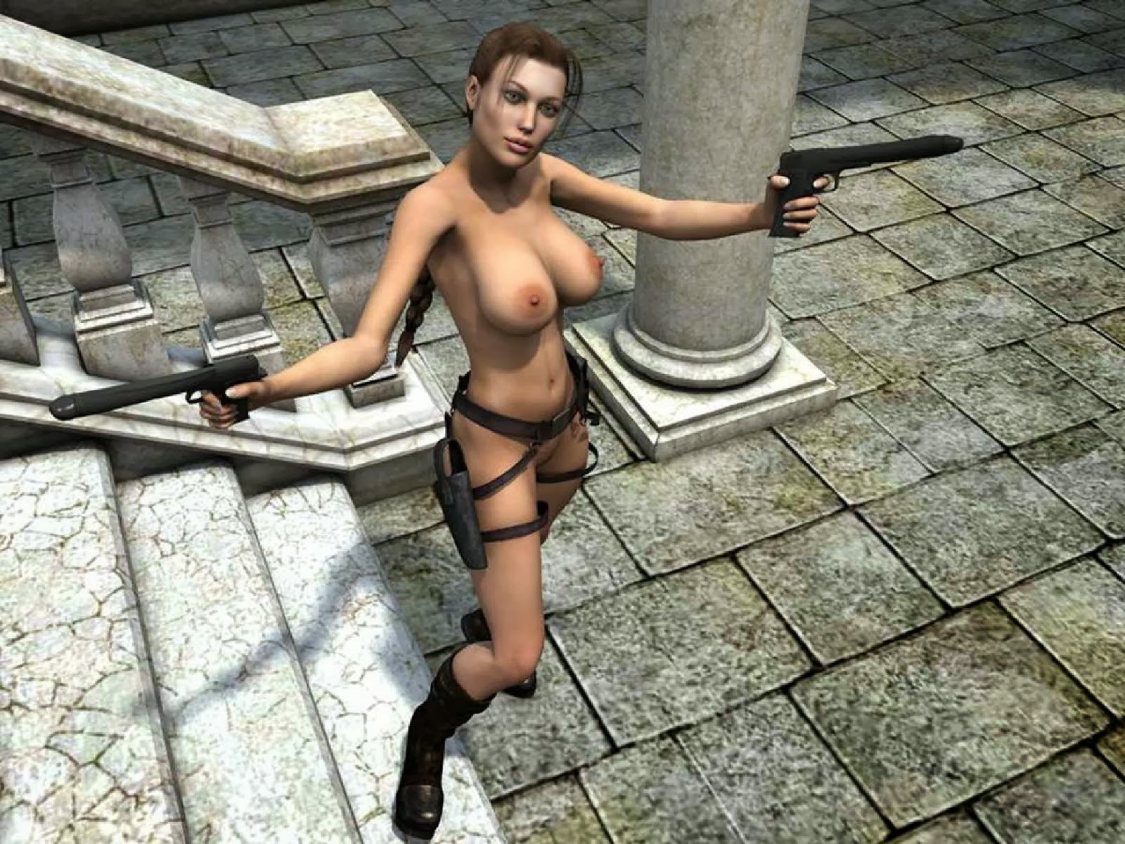 Lara croft uncensored pictures fucked tube