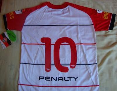 Camisa 2 Vitória - costas