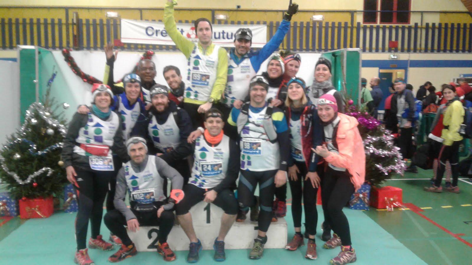 Trail de Bures-sur-Yvette 2017