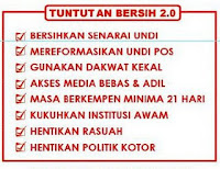 TUNTUTAN BERSIH 2:0