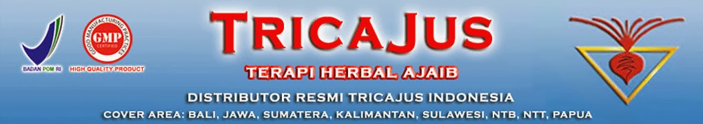 TRICAJUS INDONESIA | TRICAJUS HERBAL AJAIB