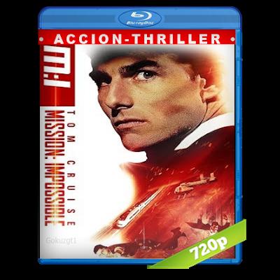 Mision Imposible (1996) BRRip 720p Audio Trial Latino-Castellano-Ingles 5.1