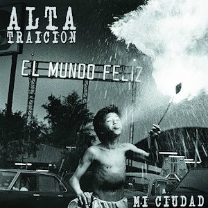 ALTA TRAICION - Disco