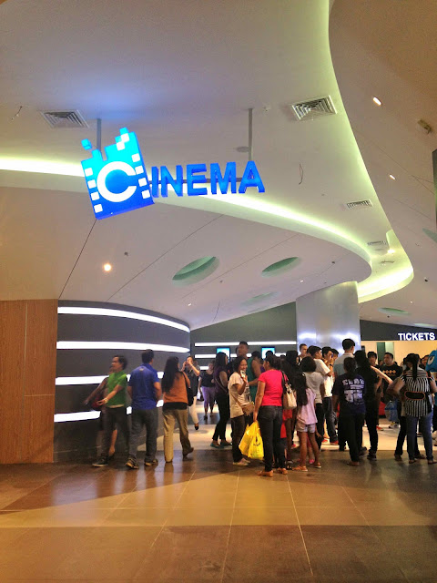 Travel Diaries | SM Aura Cinema