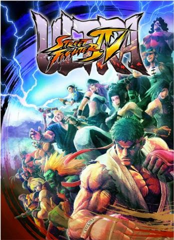 Game PC Ultra Street Fighter IV
