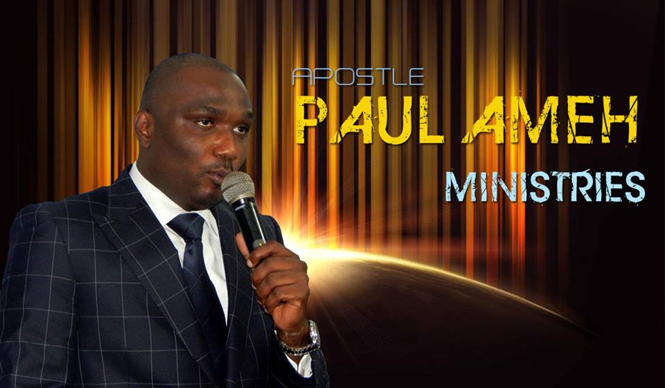 Apostle Paul Ameh Ministeries